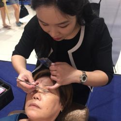 [THE BEST BEAUTY CENTRE] Tbbc Simei eastpoint branch road show promotion only $88 for eyeliner or eyebrow Embroidery!