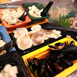 [Seoul Garden Singapore] Mussels, clams, prawns and more!