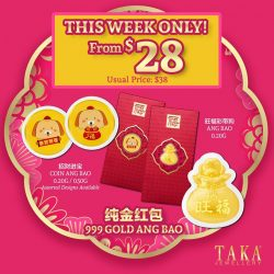 [Taka Jewellery Treasures] Surprise for this week!