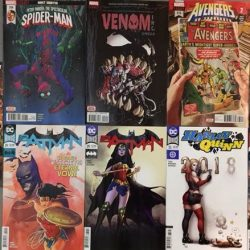 [Absolute Comics] Shipment for the week is in!