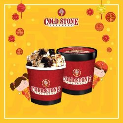 [Cold Stone Creamery] Celebrate this Lunar New Year with double happiness!