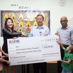 [UOB Bank] Thank you for making 'PayNow for a Cause' a resounding success!