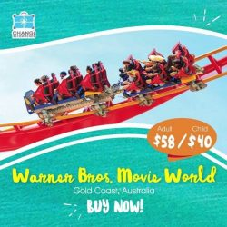 [Changi Recommends] Get ready for a full day of fun and adventure at Warner Bros.