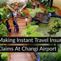 [Changi Recommends] Enjoy 55% OFF travel insurance with promo code 55OFF and get covered for as low as $3.