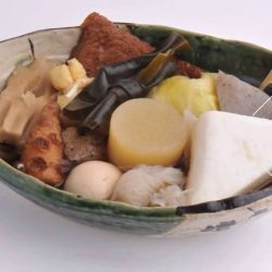 "[Sandaime Bunji] You can enjoy our signature ""ODEN"" more during chilly weather❤❤ODEN is the popular dish in Japan as well as"
