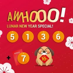 [Nanyang Optical] New Year Special!
