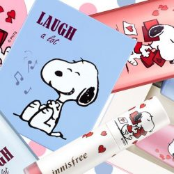 [Innisfree Singapore] Get ready to Love, Laugh and Dream Big in 2018 with our soon-to-be launched innisfree x Snoopy® Limited