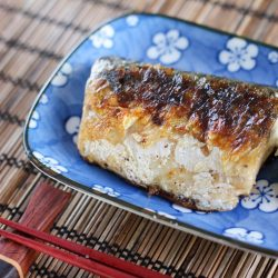 [THE SEAFOOD MARKET PLACE BY SONG FISH] Saba Shioyaki Recipe (grilled mackerel)Saba Shioyaki is grilled mackerel with salt, and is a everyday food for the Japanese.