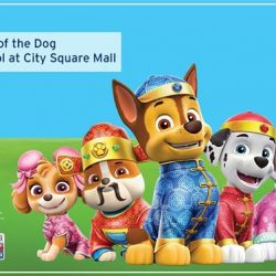[Citibank ATM] Usher in the Year of the Dog with PAW Patrol at City Square Mall!