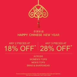 [Marks & Spencer] CNY Shopping?