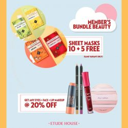 [Etude House Singapore] It's All About You!