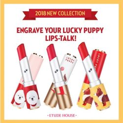 [Etude House Singapore] Customise your very own Lips-Talk!