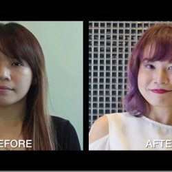 [GNC Live Well] Give yourself the makeover now and enjoy a cut + colour + scalp protector at $188!