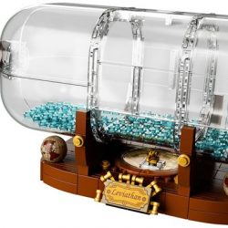 [Bricks World (LEGO Exclusive)] PRE-ORDER - LEGO® 21313 Ship In A BottleThe highly anticipated LEGO® Ship In A Bottle will be washing up