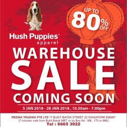 [Hush Puppies Singapore] Getting ready for Chinese New Year?