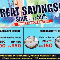 [CAUSEWAY LINK BY HANDAL INDAH] Enjoy Our Great Savings Promotion!