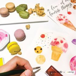 [Milk & Honey] At Nectar, we're all about being creative and this 24 Jan, we're getting hands on with @nataliestudio for