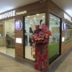 [QB House Singapore] QB HOUSE Premium, Cut & Style $15 at Northpoint City, South Wing 02-152 Now Open from 10:30am to 9: