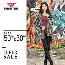[Urban Studio] Girls, get ready to shop as the SALE IS ON!