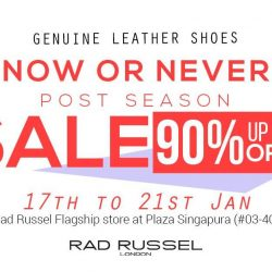 [Rad Russel] Rad Russel Sale of the Year starts tomorrow!