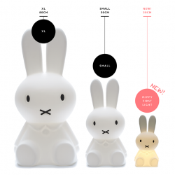 [MONOYONO] Our Mini Miffy is back in Singapore and hitting the stores this Noon, just in time for Valentine's day