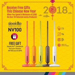 [Novita] Usher in the Year of the Dog with a free gift!