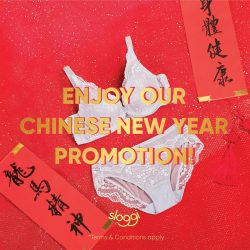 [Sloggi] Our CNY Promotion kicks off today!