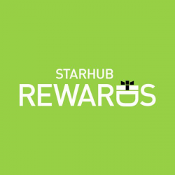 [StarHub] Eat and shop to your hearts' content by unlocking these festive treats with lesser StarHubRewards Points.