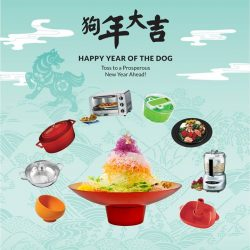 [ToTT Store] Brighten up your Kitchen and Usher in Prosperity this Lunar New Year with ToTT!