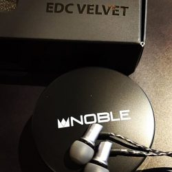 [Stereo] Introducing Noble Audio EDC Velvet, the first in a line of more wallet-friendly IEMs in the all-new EDC