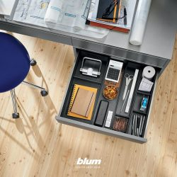 [Blum & Co] Functional office furniture made possible.