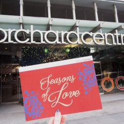 [Orchard Central] The month of romance has arrived, and it's time to gift your loved ones with surprises!