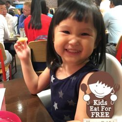 [Morganfield's] Kids eat free on Weekends & Public Holidays!