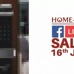 [Home-Fix Singapore] Catch us here on our 1st ever LIVE SALE for YALE LOCK on 16 Jan (Coming Tuesday), from 5-8pm!