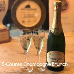 [Wooloomooloo Steak House] What could be better than a  5-course brunch?