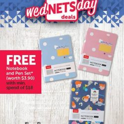 [Miniso] Our WedNETSday promotion is back this month!