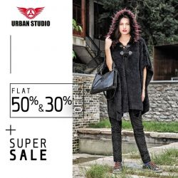 [Urban Studio] Make sure you avail 30 to 50% off on our entire Winter Collection!