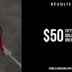 [Revolte X She Shops] Like our Facebook page and tag 2 of your friends in the comments section to stand a chance at winning
