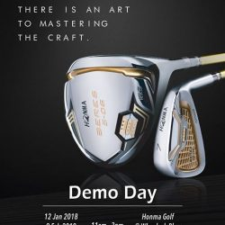 [Honma] Save the date!