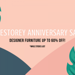 [Lifestorey] Lifestorey Anniversary Sale is now on.