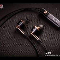 [Stereo] 1MORE Triple and Quad Driver in-ear headphones are the first ever headphones to earn THX® Certification for superior audio