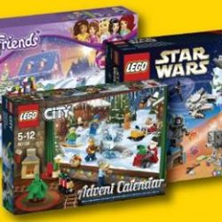 [Babies'R'Us] Get the LEGO advent calendar at 50% off!