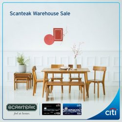 [Citibank ATM] New year calls for new furniture!