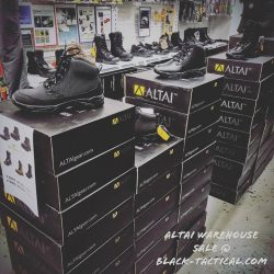 [Black-Tactical.com] Altai Tactical Boots and Hiking Boots Warehouse sale @ Black-Tactical Singapore!