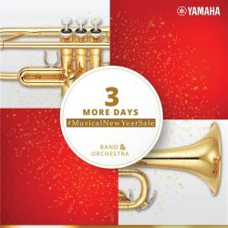 [YAMAHA MUSIC SQUARE] What is your musical goal this year?