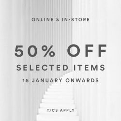 [MDSCollections] The sale starts now.