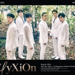 "[Singtel] Fans of EXO can now redeem their promo code to access priority sale to ""EXO PLANET 4 –The ElyXiOn– in"