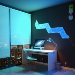[Nübox] Make your house futuristic with Nanoleaf Aurora!