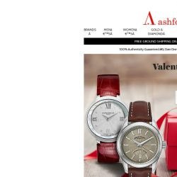 [Ashford] Ashford Valentine's Day deals will make you a hero