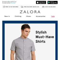 [Zalora] Have you seen this must-have piece?